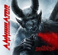 ANNIHILATOR for the demented 200